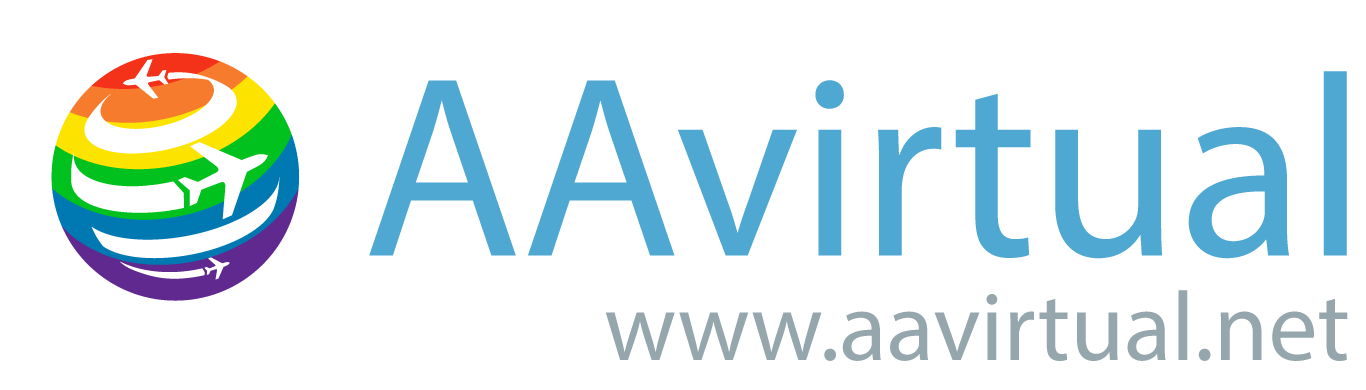 AAvirtual Pride Logo